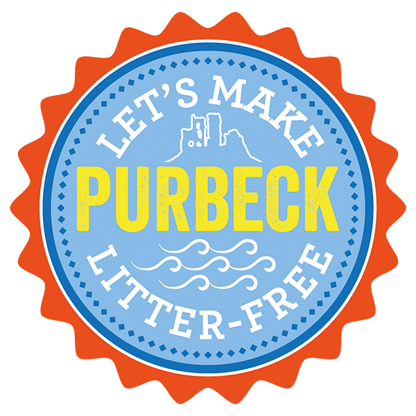 Let's Make Purbeck Litter-Free Logo