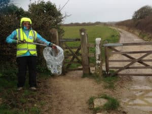 Love Langton doing their bit for the Great British Spring Clean 2019.