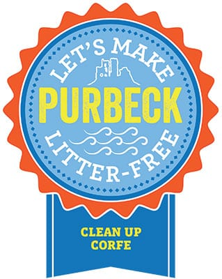 Litter-Free Purbeck - Clean Up Corfe Group Logo