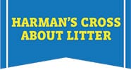 Litter-Free Purbeck - Harman's Cross About Litter Group Tab