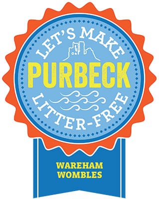 Litter-Free Purbeck - Wareham Wombles Group Logo