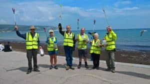 Blitzing The Butts - Blitz The Butts Swanage 18th May 2019