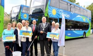 More Bus Teams With Litter-Free Purbeck June 2019