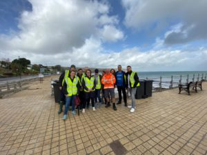 Swanage Landers With A Visiting Team From Harrod's, 27th September 2019